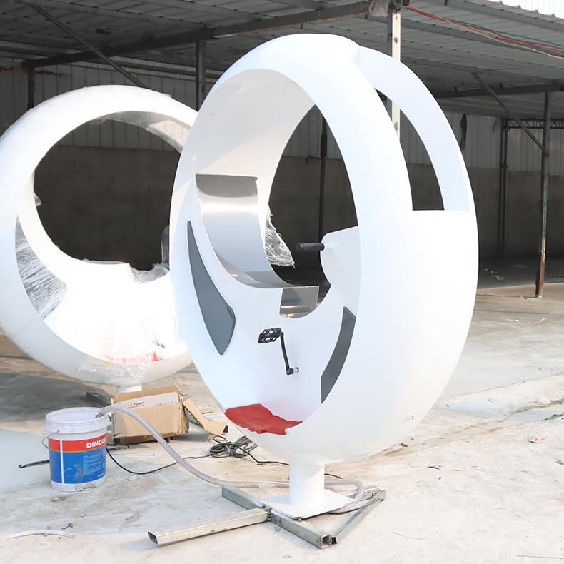 脚踩互动喷泉单车游乐园阿基米德钢结构水车现货直销多功能喷泉车