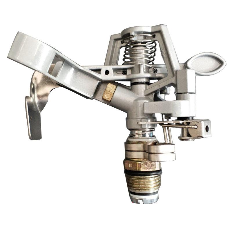 厂家直销农业灌溉喷头 灌溉不锈钢喷头 塑料可调喷头流量距离可调