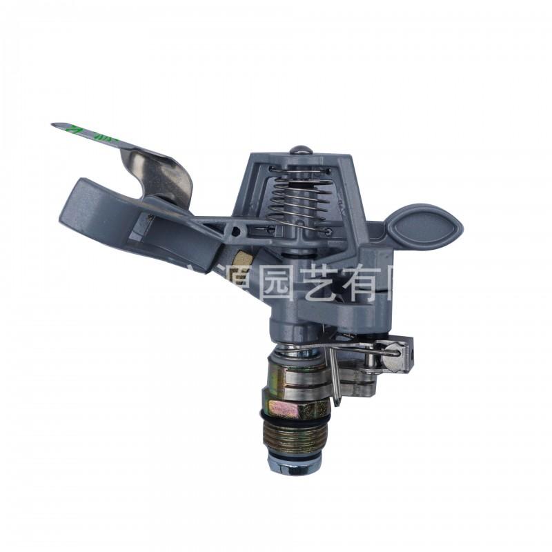 4分摇臂喷头DN15塑料360度旋转可控角度草坪园林喷头花园浇花喷头