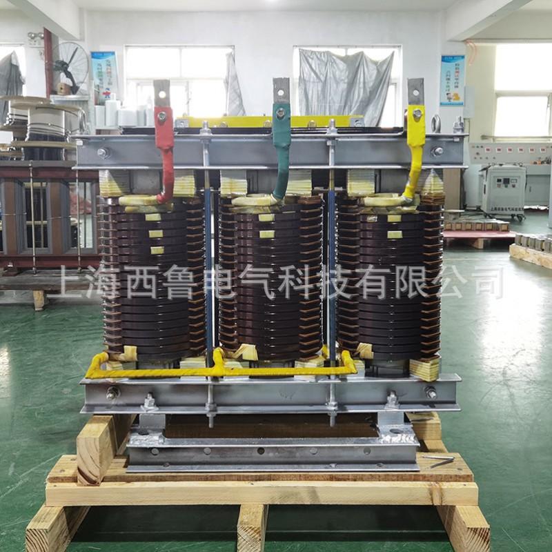 整流变压器 三相励磁变压器 发电站变压器 ZSG-75KVA 380V转110V