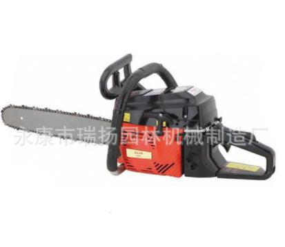 厂家批发红黑款5800油锯/汽油锯,高品质园林机械,园林保值机械