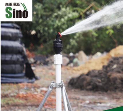 厂家直销 水鸟型喷头 360度自动旋转 草坪园林喷灌 节水灌溉工具