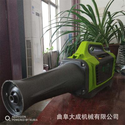 厂家供应充电式雾化机便携式电动消毒喷雾器 锂电池打药机雾药机
