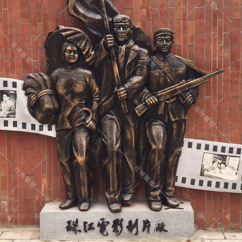 厂家直销室内外雕塑艺术 酒店浮雕摆饰 走廊雕塑 文化园墙壁浮雕