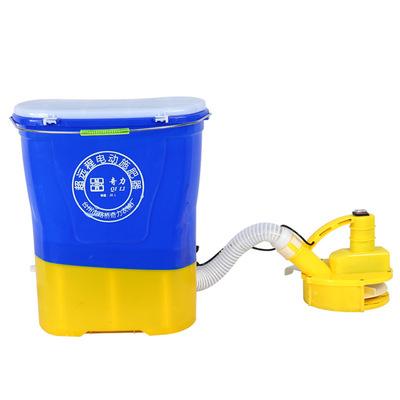 农用锂电背负式回流电动喷雾器打药机果树喷药机高压充电喷雾壶