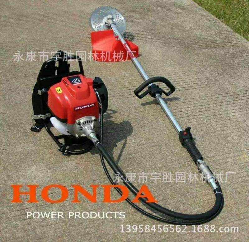 供应背负式汽油割灌机 割草机 四冲程GX35款 本田款 140割草机