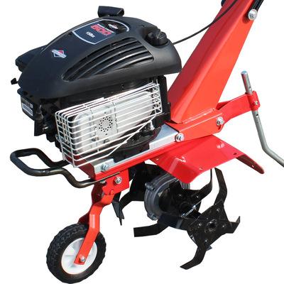 小型微耕机百力通动力5.5马力汽油松土机小型旋耕机耕地机