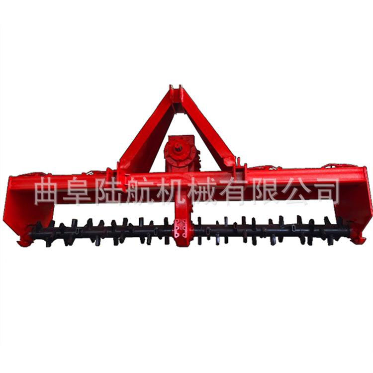 厂家直销优质大型农用旋耕机 轴传动旋耕犁 加强型四轮旋耕机