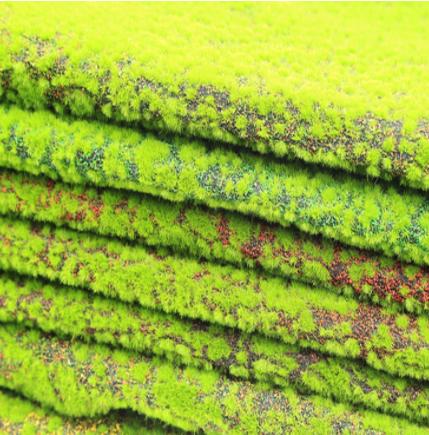 仿真青苔草皮人工草坪塑料假苔藓植物墙面装饰绿植墙橱窗造景创意