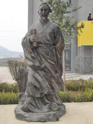 铸铜古代人物厂家定制 专业加工生产精品铜雕塑 铜雕人物