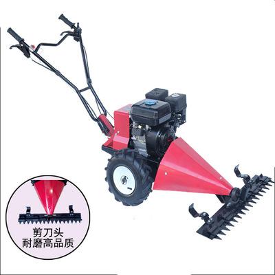 新型割草机生产厂家 农牧区手推式剪草机 自走式汽油剪草机