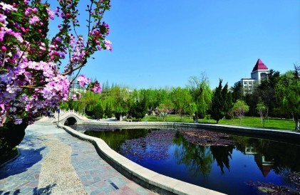 五行文化融入校园景观的设计原则 建科园林景观设计